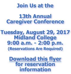 2017 Caregiver Conference